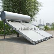 Thermosiphon Compact Pressurized Flat  Solar Water Manufacturer