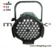 54*3w  Led  Stage Light Par Indoor  Led  Moving He Manufacturer