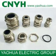 IP68 PG Type Nickel Plated Brass Cable Glands Manufacturer