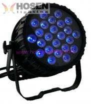 24x18w Rgbwa+ Uv 6 In 1 Waterproof Par  Led Light  Manufacturer