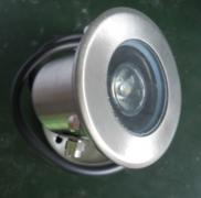 1*1w Led  Underwater Light ,DC12V Input Manufacturer