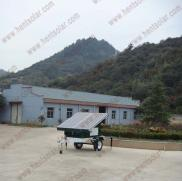 Mobilizable High Quality Solar Generator Price Manufacturer