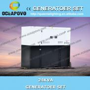 Three Phase Soundproof Used  Diesel Generator Set  Manufacturer