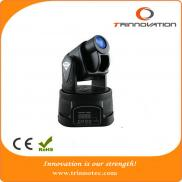 15w  Led  Mini  Moving Head Stage Light  Manufacturer