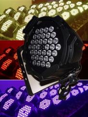 36pcs 3w  RGB  3 In 1 Par 64 Led  Stage Lighting  Manufacturer