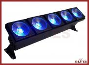 5*30W  RGB  3 In 1 LED Blinder  Light  /  Stage  B Manufacturer