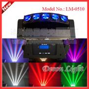 Best Rgbw  DJ  Stage  Lighting  Led Beam Moving He Manufacturer