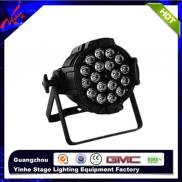 Cheap Stage  Disco  Rgbw 4-in-1  Led  Par  Light   Manufacturer
