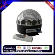 MP3 USB  Led  Mirror Magic Ball  Home  Party Disco Manufacturer