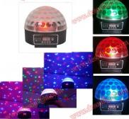 Mini  LED  Crystal Magic  Ball  Disco  Light  Manufacturer