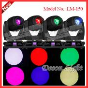 Powerful 150W 4 IN 1 Quad  Led Moving Head  Spot   Manufacturer
