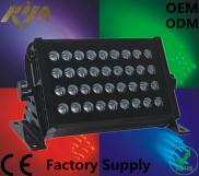 Professional  Stage Lighting Rgb  36pcs 3W Led Out Manufacturer