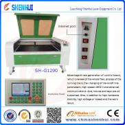 1200mm*900mm Leather  Laser Engraving Cutting Mach Manufacturer