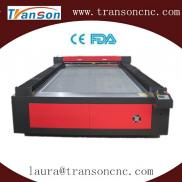 TS 1530 China  Laser Leather Cutting  Machine For  Manufacturer