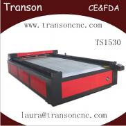 TS 1530 Eastern  Laser Leather Cutting  Machine Fo Manufacturer