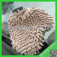 Chenille Car Cleaning Glove Microfiber Cleaning Gl Manufacturer