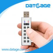 Datage UFlash250 Keypad Hardware Encryption  USB F Manufacturer