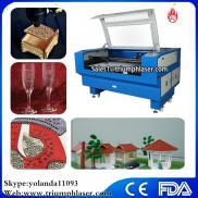 Glass Cup Laser Engraving Machine TR-1390 Printing Manufacturer