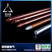 High Conductivity Copper Clad Earthing Rod/Groundi Manufacturer