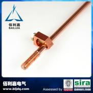 Threaded Steel Earth Rod Of Construction Manufacturer