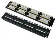 "19"" Cat5e 48P UTP Patch Panel Manufacturer"