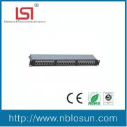 Communication Patch Panel Manufacturer