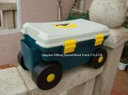 Plastic Garden Tool Box With Handle TC4460 Manufacturer