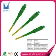 SC  Optical Fiber Patch Cord , patch Cord  Manufacturer