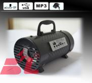 "2014 Hot  Mini Speakers  3"" With Fm Radio Manufacturer"