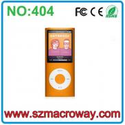 MP4 Digital Player 2gb , Hot Selling 1.8 Inch TFT  Manufacturer
