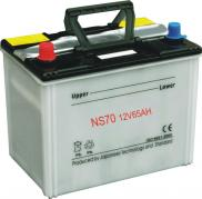 12 VOLTA DRY CHARGED Car Battery NS70 12V65AH Manufacturer
