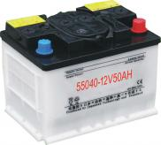 Dry Charged Auto Battery, DIN Standard 55040 Manufacturer