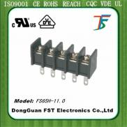 KF65H-11.0mm Barrier Type  Terminal Blocks  600V 3 Manufacturer