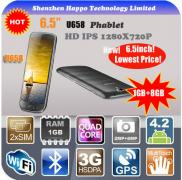 Mobile  Smartphone  HD IPS MTK6582 Quad Core 3G WC Manufacturer
