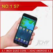 NO.1 S7  Phone  MTK6582 Quad Core 1.3GHz SINGLE SI Manufacturer