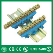 Pcb Screw Terminal Block Connector 5.08mm Manufacturer
