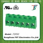 Pcb Screw  Terminal Block  Pitch9.5mm Manufacturer