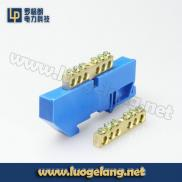 Screw Din Rail Terminal Block Manufacturer