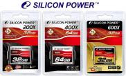 Silicon Power Branding Compact Flash, CF Card, 200 Manufacturer