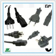 110v/ 220v Computer  Power Cord  Made In China Manufacturer