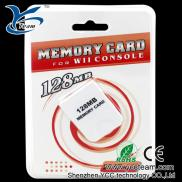 128MB Memory Card For Wii Video Game Player Manufacturer