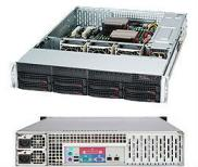 2U Rackmount Chassis For Server--super Chassis CSE Manufacturer