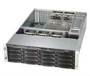 3U Rackmount Chassis For Server--super Chassis CSE Manufacturer