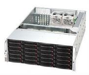 4U Rackmount Chassis For Server--super Chassis CSE Manufacturer