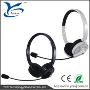 Bluetooth  Headset  Earphone For Ps3 Wireless Head Manufacturer