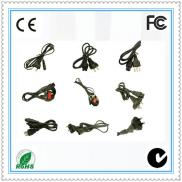 CE ROHS Approved Salt Lamp Power Cord 110/220v Fro Manufacturer