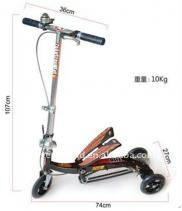 Cheap Manual Scooter Manufacturer