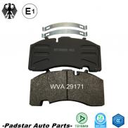China Brake Pad Friction Material Commercial Vehic Manufacturer