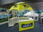Hexagon Gazebo Dome Tent / Dome Kiosk /Hexagon Gaz Manufacturer