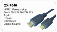 Luxury Zinc Alloy Connector HDMI Cable For PS2, 3D Manufacturer